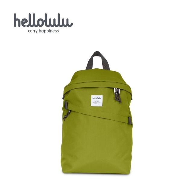 【hellolulu】MINI FINLEY 迷你簡約後背包-萊姆綠(20015-43)