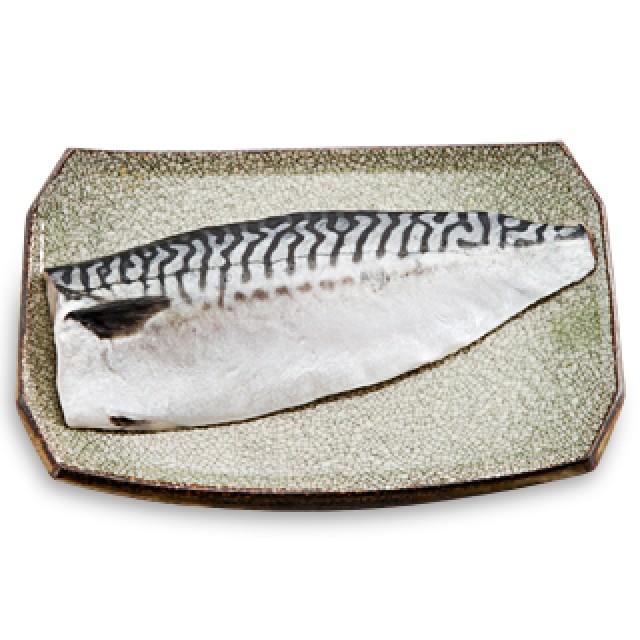 【食在幸福】挪威深海薄鹽鯖魚片5包(190g/包)