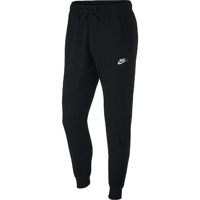 【NIKE 耐吉】長褲 AS M NSW CLUB JGGR JSY 男款 休閒 跑步 運動 黑 BV2763010