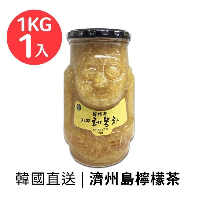 【韓味不二】濟州檸檬茶(1kg/瓶)