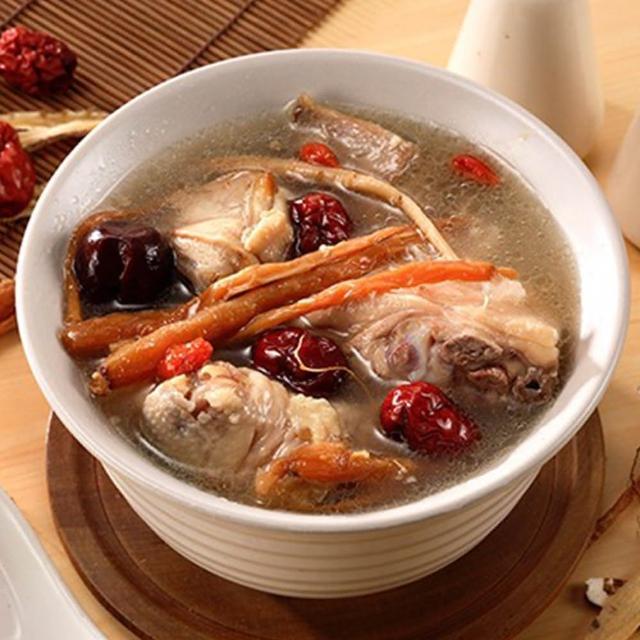 【鮮食家】艾其肯 I chicken 人蔘糯米雞(450g/包)