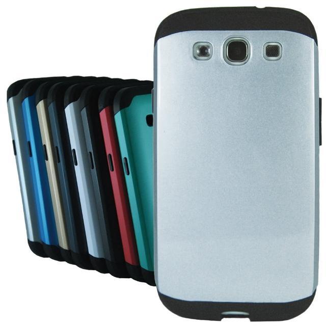 【Aztec】Samsung Core Prime G360 防震多彩保護殼