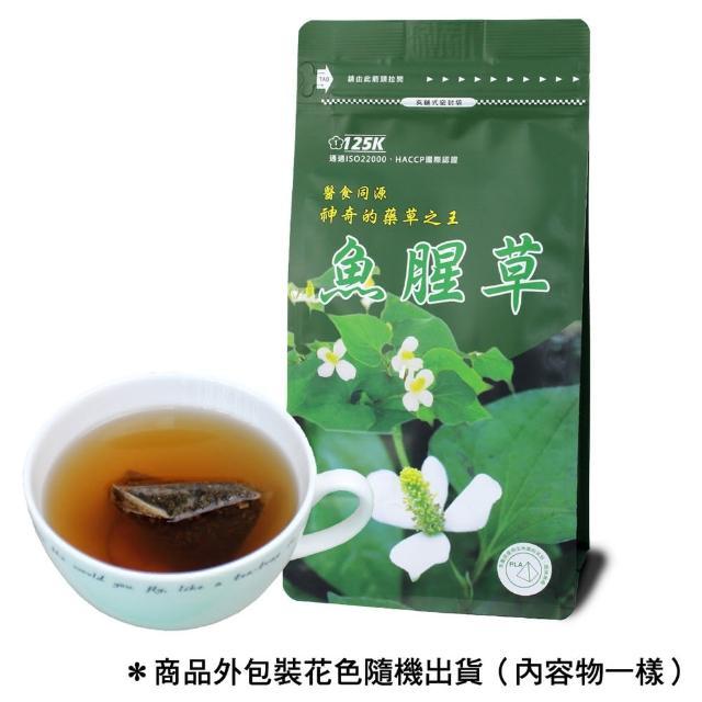 【Mr.Teago】魚腥草茶/養生茶-3角立體茶包(30包/袋)