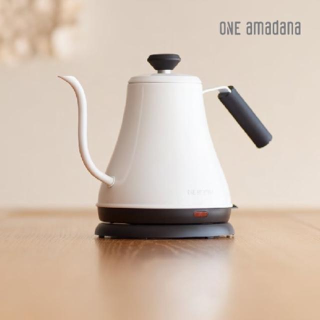 【ONE amadana】0.8L富士山手沖快煮壺(STKE-0104)