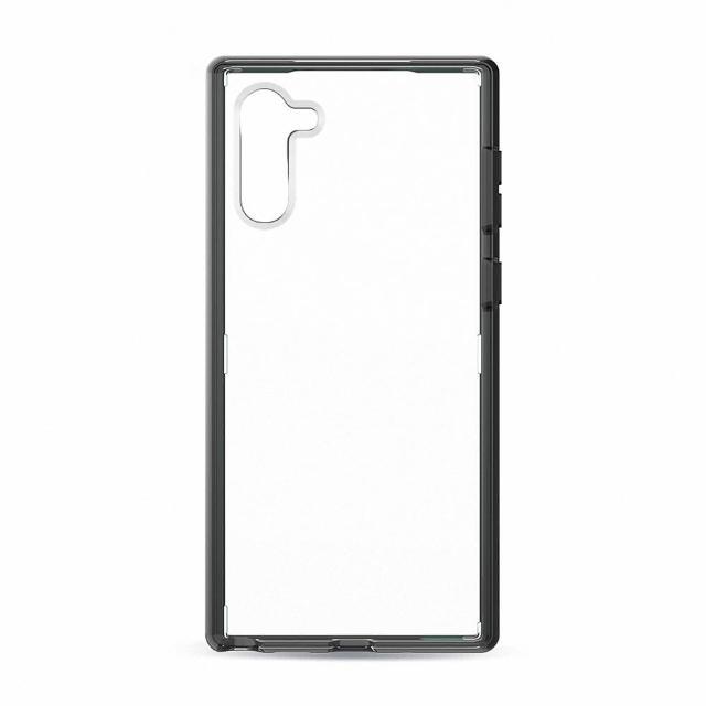 【Mous】Samsung Galaxy Note 10 6.3吋 透明 Clarity 軍規防摔保護殼