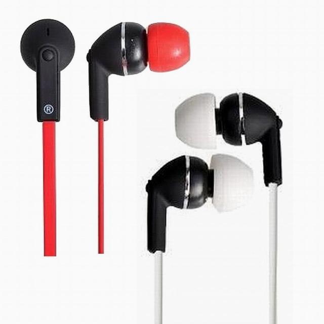 【Pioneer 先鋒】可通話耳道式扁線耳麥(SE-CL80T)