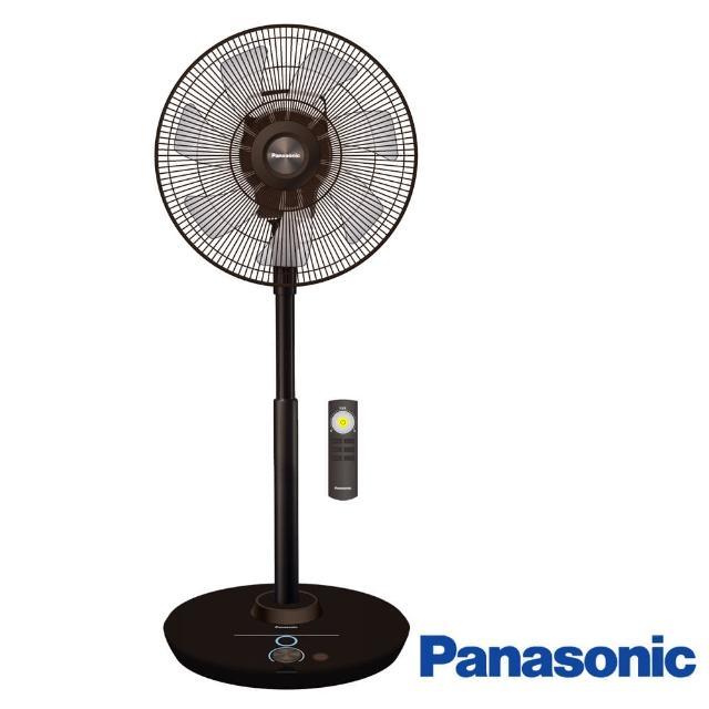 【Panasonic 國際牌】14吋旗艦型DC直流遙控立扇(F-H14GND-K)