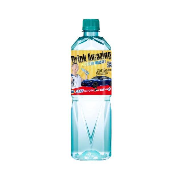 【台鹽】海洋鹼性離子水(850mlx20瓶x5箱)