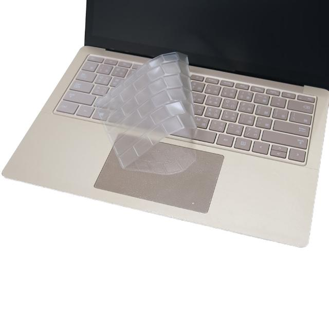 【Ezstick】Microsoft Surface Laptop 3 13.5吋 奈米銀抗菌TPU 鍵盤保護膜(鍵盤膜)
