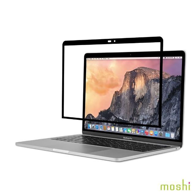 【moshi】iVisor Pro/Air 13 防眩光螢幕保護貼(13吋 MacBook、Thunderbolt 3/USB-C)