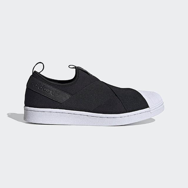 【adidas官方旗艦館】Superstar Slip-On 經典鞋 男(FW7051)