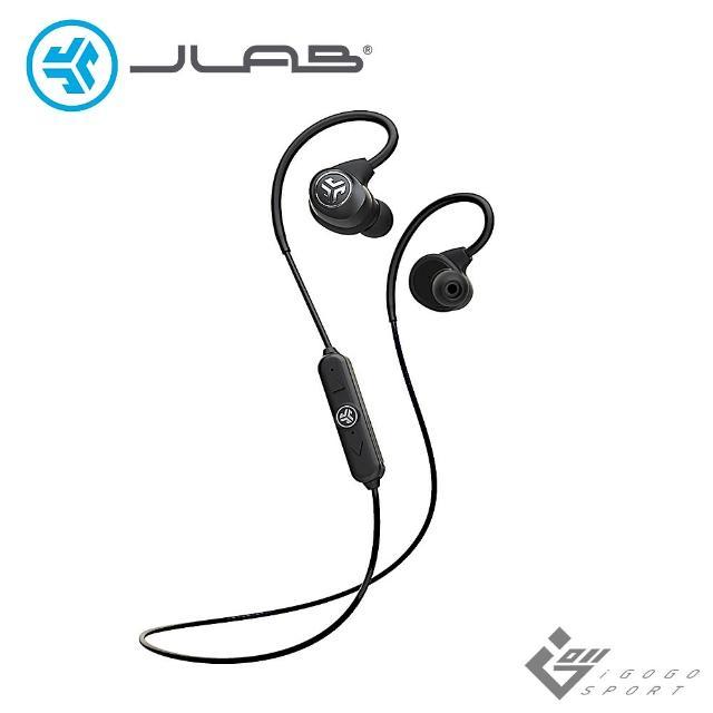 【JLab】Epic Sport 2 藍牙運動耳機(IP66防水)