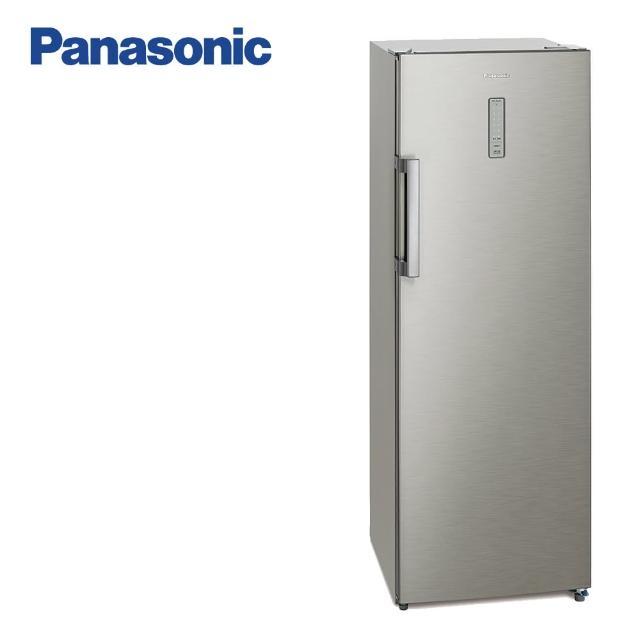 【Panasonic 國際牌】242公升直立式冷凍櫃(NR-FZ250A-S)