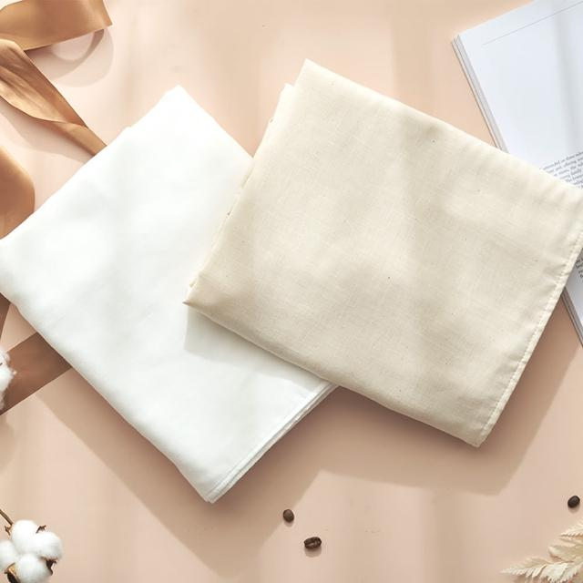 【MARURU】日本製無螢光無染色紗布浴巾(新生兒baby寶寶無螢光無染色紗布浴巾/日本製)