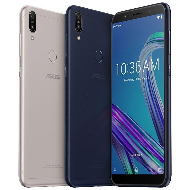 【ASUS 華碩】ZenFone Max Pro 2019 ZB602KL 6吋智慧手機(3G / 32G)