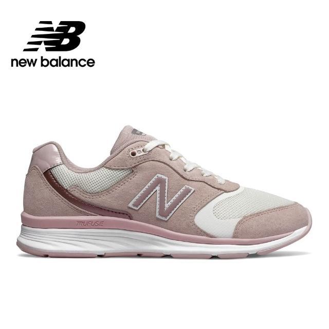 【NEW BALANCE】NB 走路鞋 女鞋 灰粉紅 WW880CC4-D楦 運動 休閒 潮流 時尚