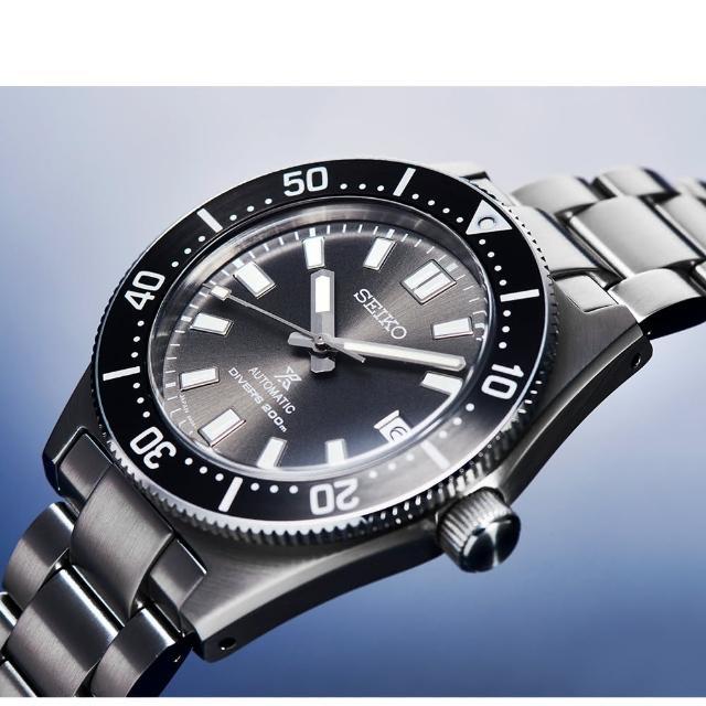 【SEIKO 精工】Prospex DIVER SCUBA 1965復刻機械錶(6R35-00P0N SPB143J1)