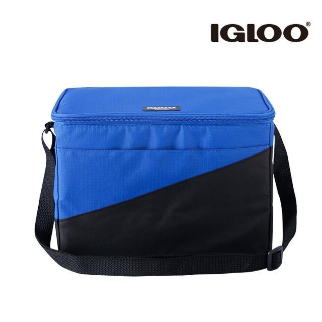 【IGLOO】軟式保冷包 64670 COLLAPSE & COOL 12(保鮮保冷、露營保冷袋、保冰)