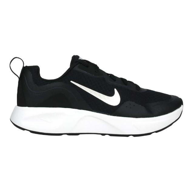 【NIKE 耐吉】WMNS  WEARALLDAY 女休閒運動鞋-慢跑 避震 輕量 透氣 黑白(CJ1677001)