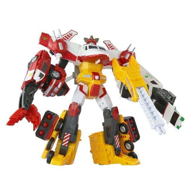 【HELLO CARBOT】衝鋒戰士 保衛者先鋒(男孩 機器人)