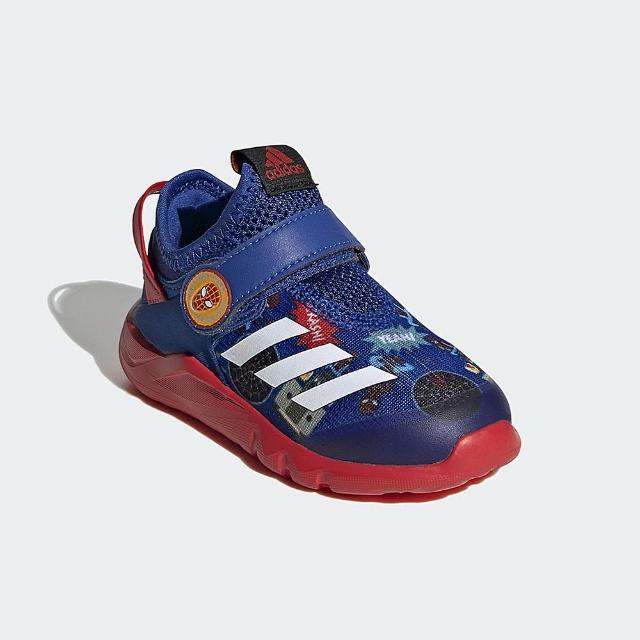 【adidas官方旗艦館 】童鞋 MARVEL SPIDER-MAN ACTIVEFLEX AC 訓練鞋 男童/女童(FV4265)
