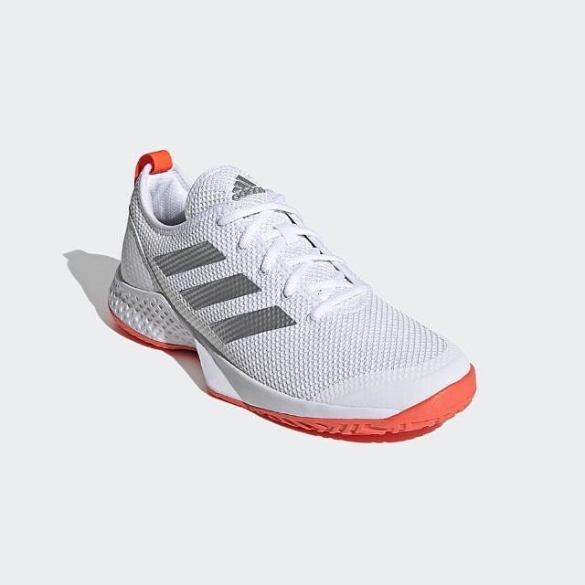 【adidas官方旗艦館】COURT CONTROL M 網球鞋 男(FX7472)