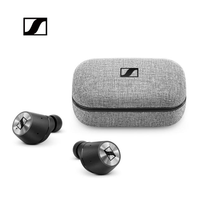 【SENNHEISER】MOMENTUM True Wireless 真無線藍牙耳機