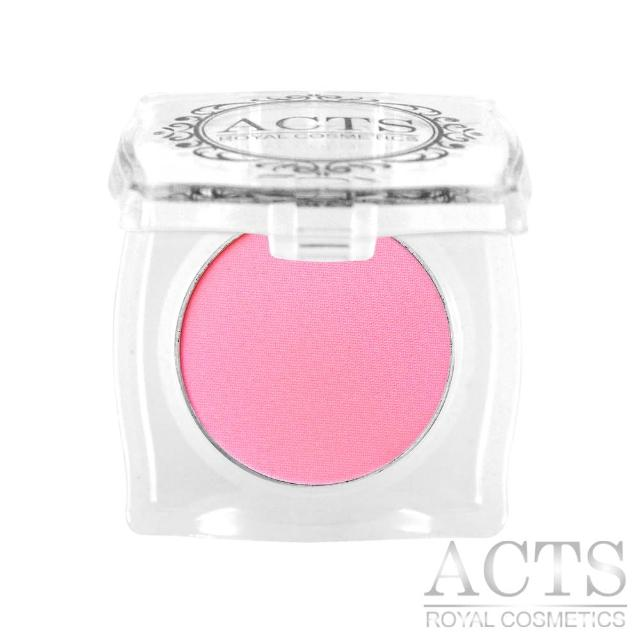 【ACTS維詩彩妝】霧面純色眼影 粉紅A101