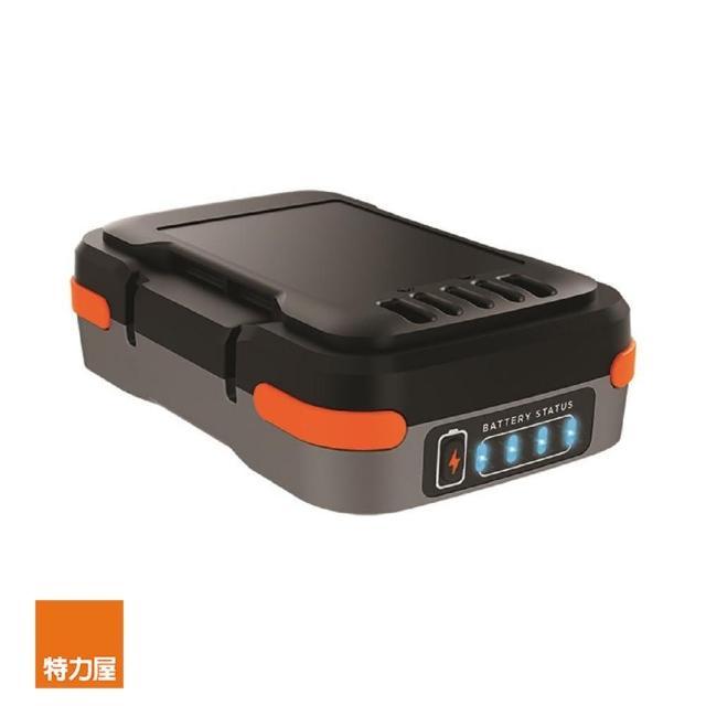 【特力屋】B+D 12V Max USB鋰電池附USB電源線 BDCB12B