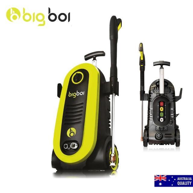 【bigboi】1600w/180bar 無碳刷高壓清洗機 washR FLO