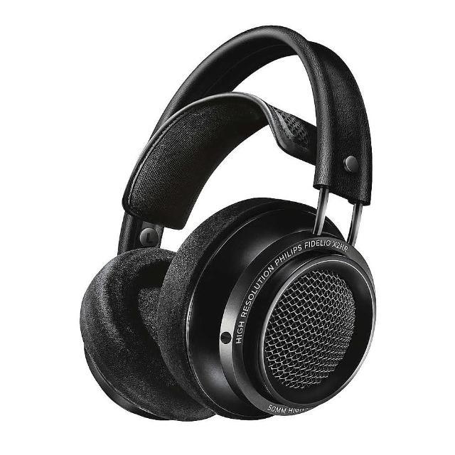 【Philips 飛利浦】有線頭戴式耳機(X2HR)