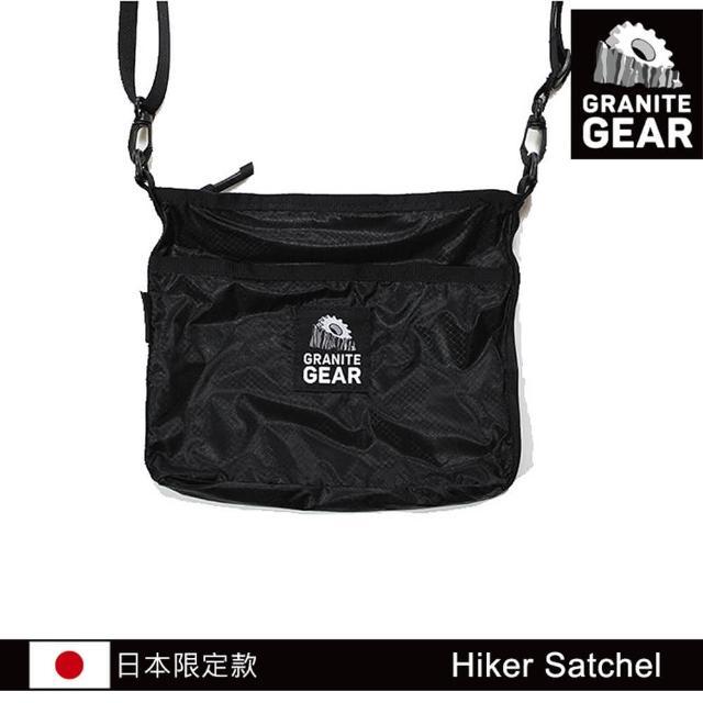 【GRANITE GEAR】1000135 Hiker Satchel 輕便收納側背包(超輕、防撥水、耐磨、抗撕裂)