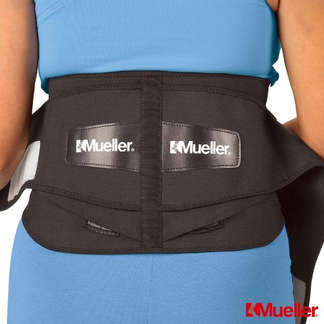 【MUELLER】慕樂 醫療型墊片加壓式腰薦護具 護腰(MUA255)