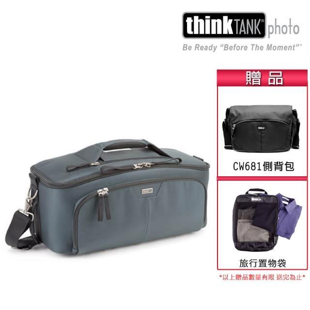 【ThinkTank創意坦克】Video Workhorse 19-旗艦級攝影單肩包-VW266(彩宣公司貨)