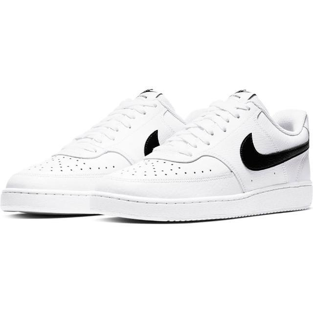 【NIKE 耐吉】男鞋 休閒鞋 運動鞋COURT VISION LO 白 CD5463101