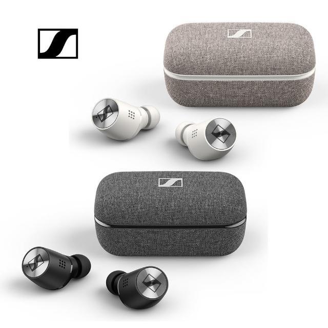 【SENNHEISER 森海塞爾】MOMENTUM True Wireless 2 真無線藍牙耳機二代