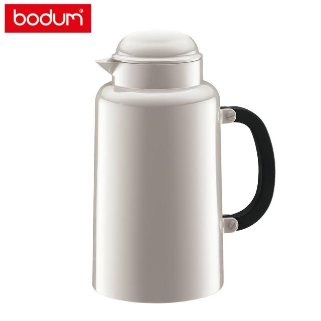 【Bodum】CHAMBORD 真空雙層不鏽鋼保溫壺-1000cc