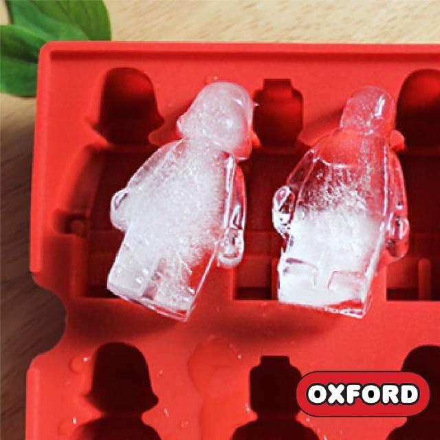 【Oxford】積木人偶造型矽膠製模具