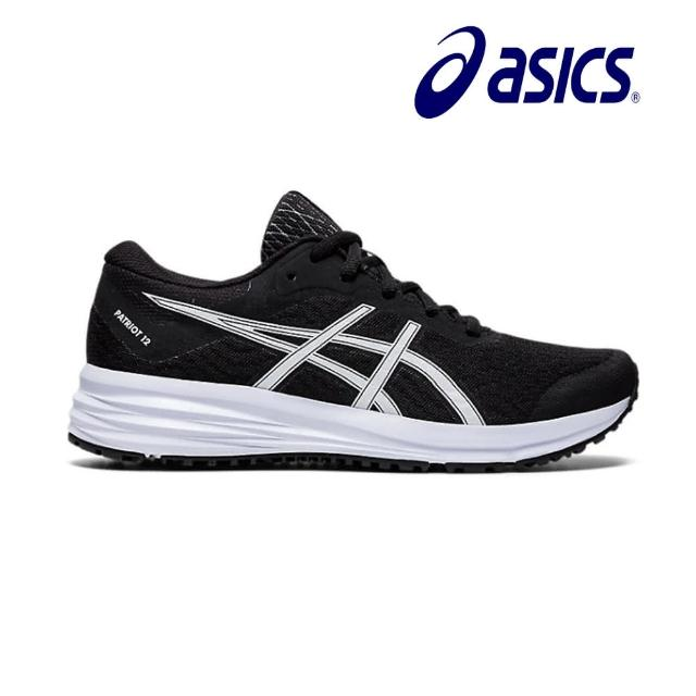 【asics 亞瑟士】Asics 亞瑟士 PATRIOT 12 女慢跑鞋 1012A705-001(1012A705-001)