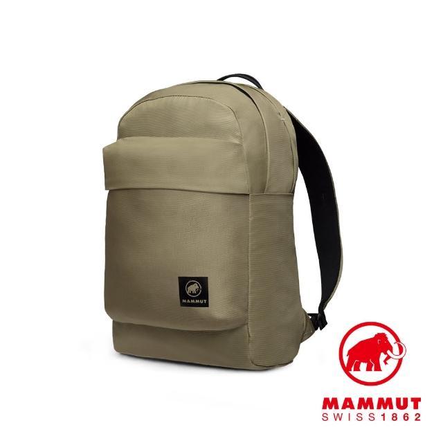 【Mammut 長毛象】Xeron 20 經典日常健行後背包 錫綠 #2530-00420
