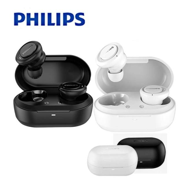 【Philips 飛利浦】飛利浦真無線藍牙耳麥(TAT1215)