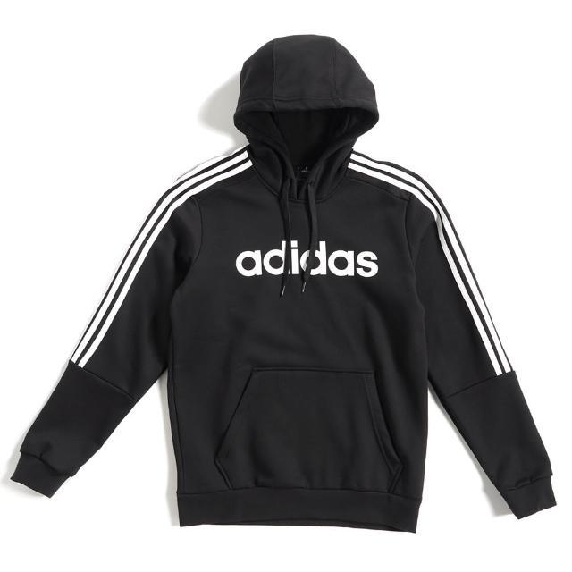 【adidas 愛迪達】HD SWEAT 連帽上衣 男款 連帽帽T 長袖上衣(EI8984)
