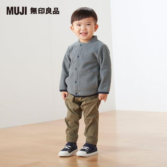 【MUJI 無印良品】幼兒聚酯纖維刷毛外套(共4色)