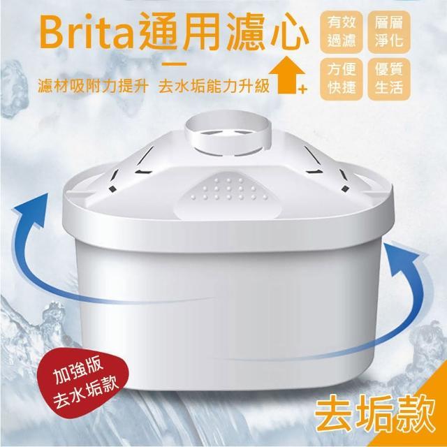 【團購世界】升級版Brita通用濾芯去垢款2入組(升級版Brita通用濾芯去垢款)