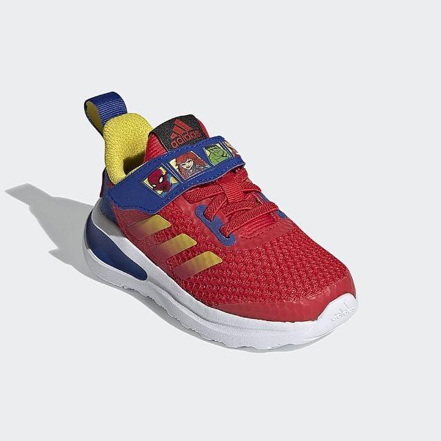 【adidas官方旗艦館 】童鞋 MARVEL FORTARUN SUPER HERO 跑鞋 男童/女童(FY1654)