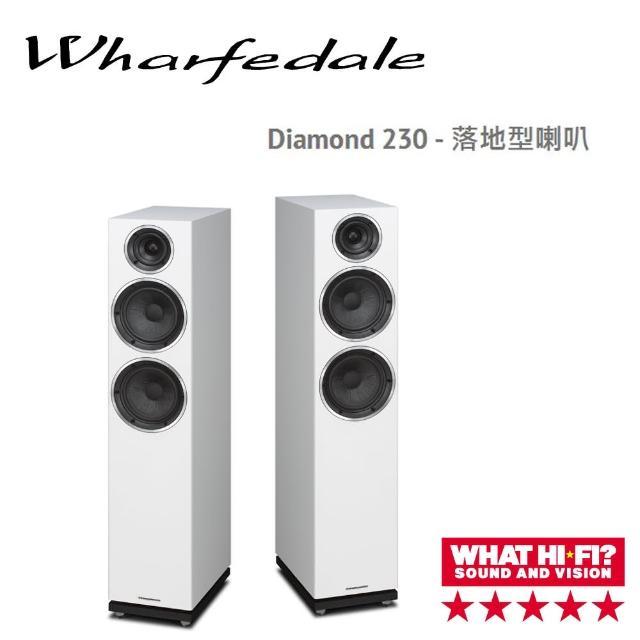 【Wharfedale】落地型主喇叭 Diamond 230/DM230