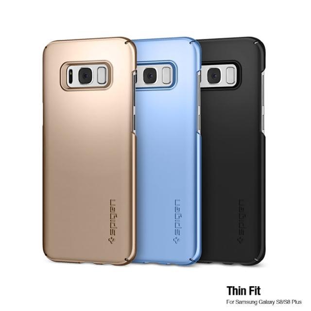 【SPIGEN】Galaxy S8 Plus Thin Fit-超薄防刮保護殼