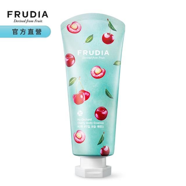 【FRUDIA】友肌舒果~美體精華霜(櫻桃|角質調理)(身體乳霜)