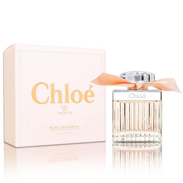 【Chloe' 蔻依】沁漾玫瑰女性淡香水 75ML(公司貨)