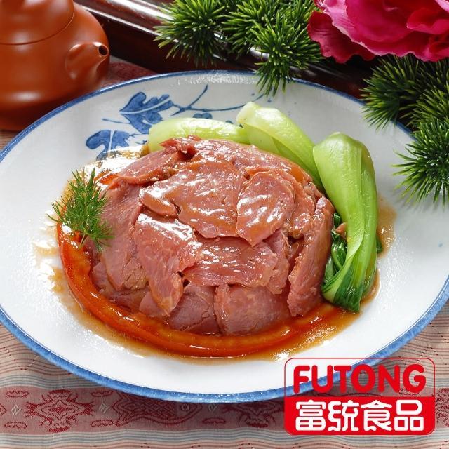 【富統食品】蜜汁叉燒肉-6包組(1kg/包)